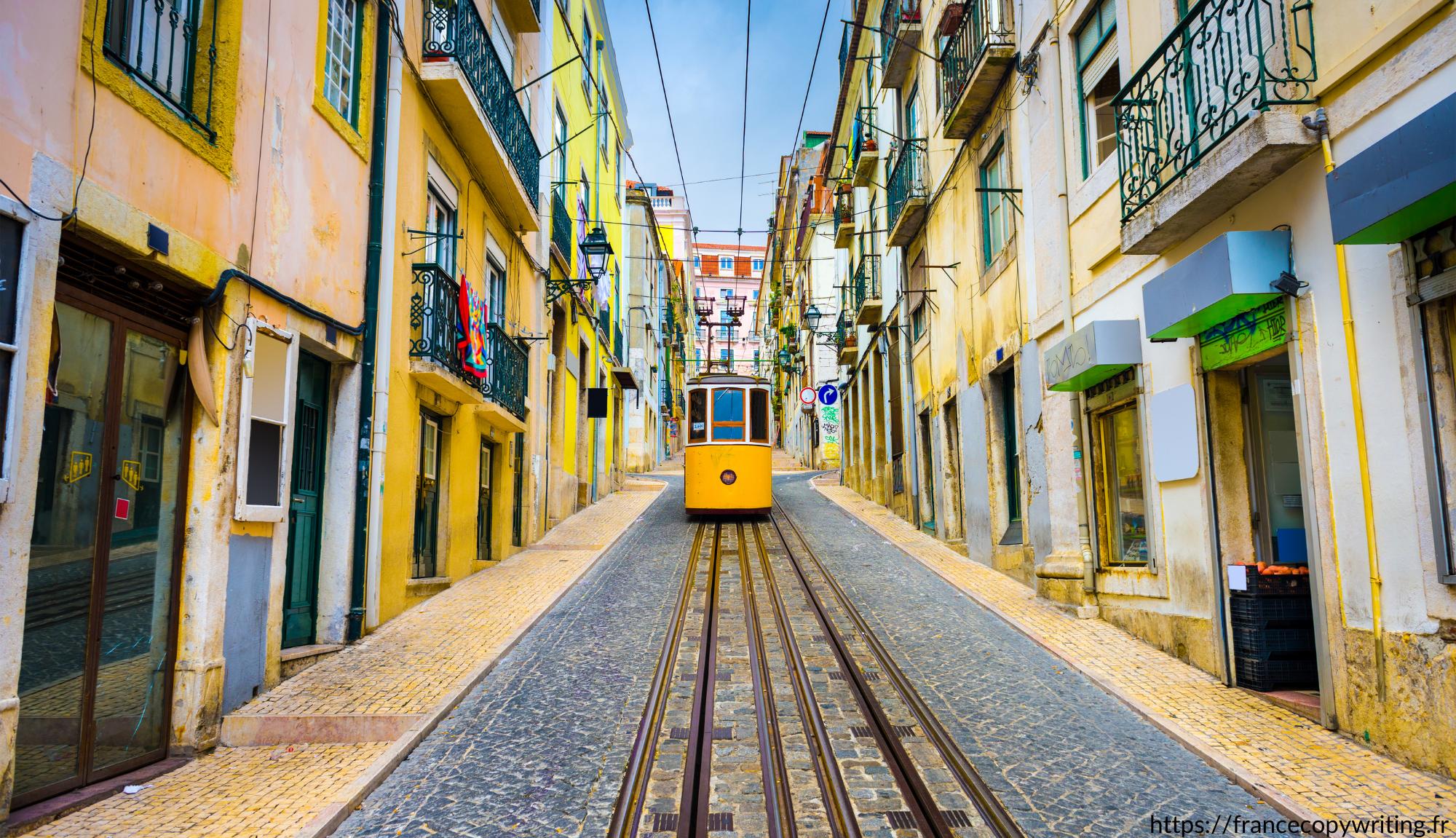 Mon voyage à Lisbonne