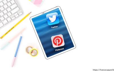 L'importance d'avoir une stratégie Pinterest  avec ses articles de blog